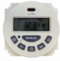 12v Time switch with LCD display ALT/L701-1-12-25
